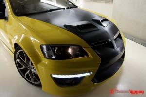 HSV Yellow