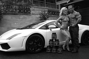 Lee Priest gets his car vinyl wrapped by Carbon Demon