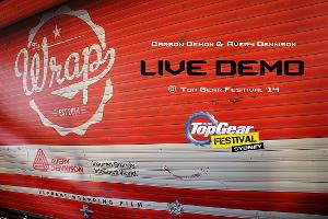Top Gear Festival Live Demonstration