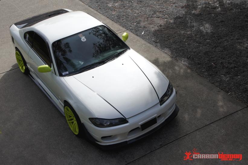 Silvia S15 (GT-R running gear)