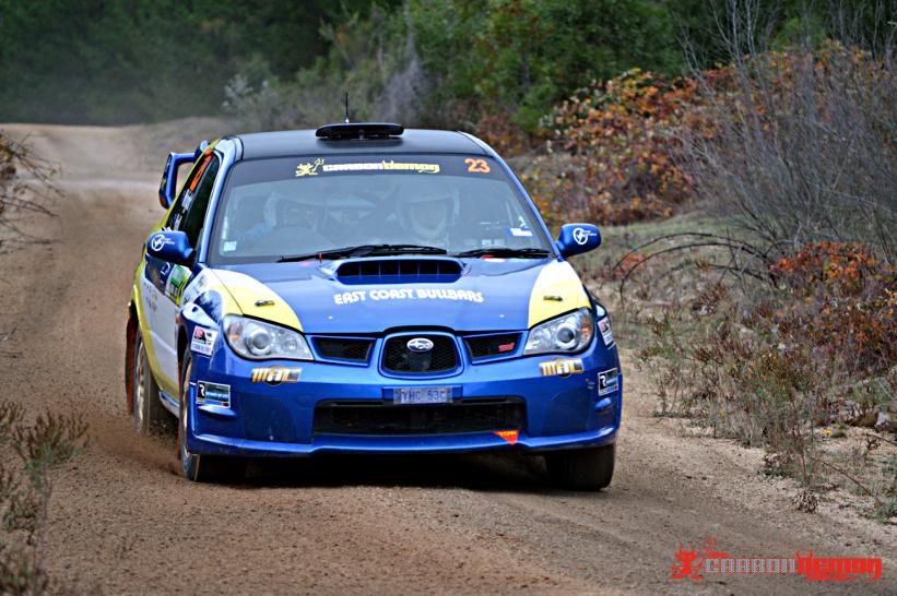 WRX NSW Championship podium winner