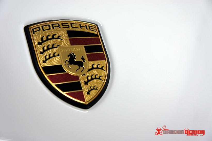 Porsche 4s Vinyl Wrap