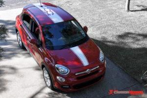 FIAT 500X Stripes