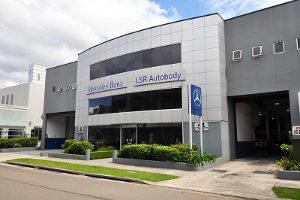 LSR Autobody Artarmon